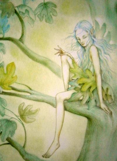 El espíritu del árbol nos une y nos recuerda que somos parte del Todo