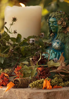 Image result for altar de otoño