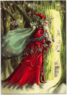 Image result for fairies on christmas
