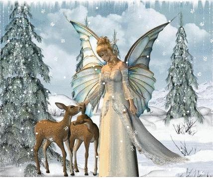 Rimas de hadas: Las hadas de invierno de Vilma Novick Freyre
